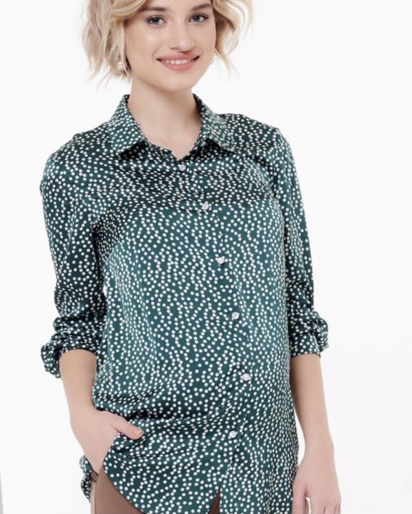 Блуза шёлк 11546