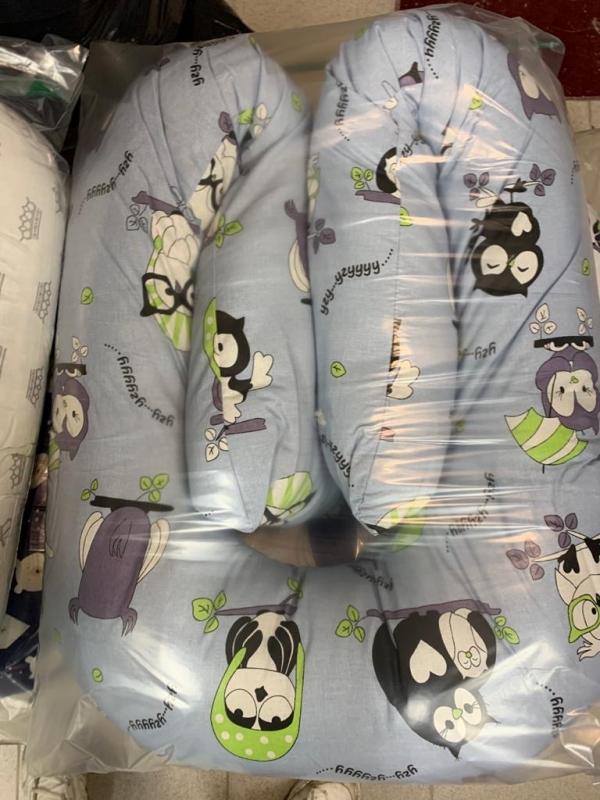 Подушка для беременных «совы»